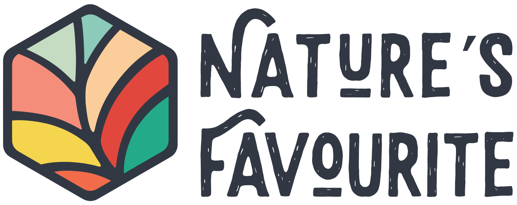 Natures Favorite LOGO_unstacked